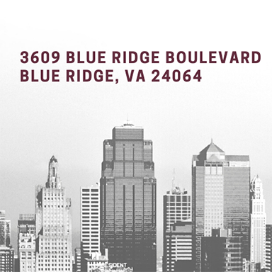 Chiropractic Care Center address: 3609 Blue Ridge Boulevard Blue Ridge VA 24064